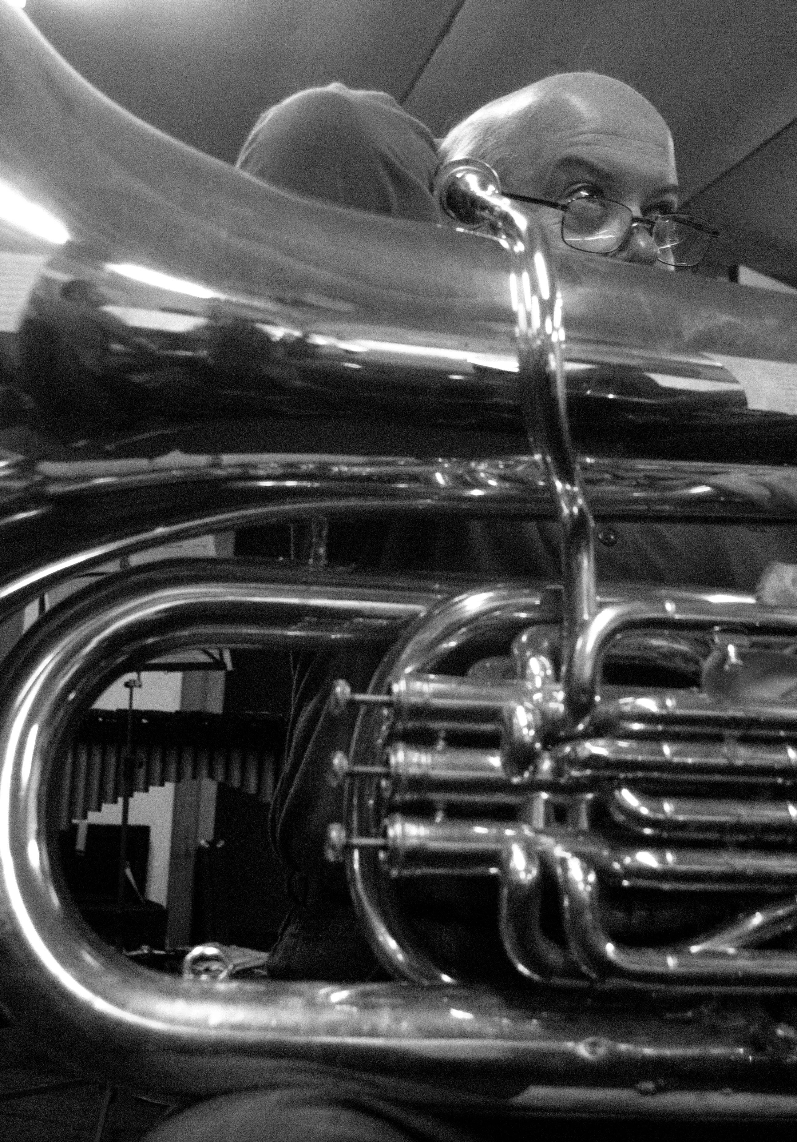 basses in band room nov 2012 - cheld.jpg